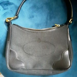 Prada black purse